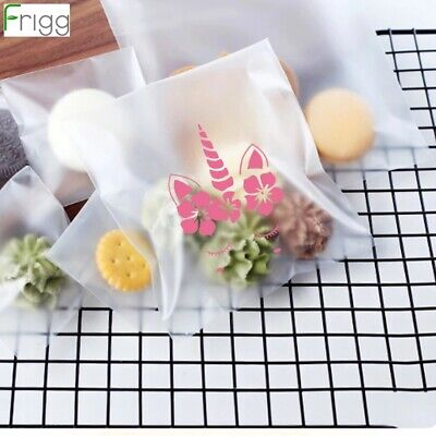 £2.99 • Buy 20 Cellophane Bags Sweet Biscuit Cookie Cello Birthday Party Favour Gift Bag