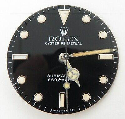 $ CDN1878.42 • Buy .Vintage Rolex Submariner 5513 Tritium Dial & Hands