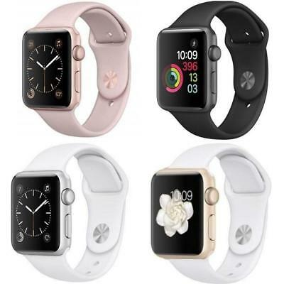 $ CDN146.23 • Buy Apple Watch Series 2 - 38mm/42mm - Aluminum Case - Sport Band - IOS - Smartwatch