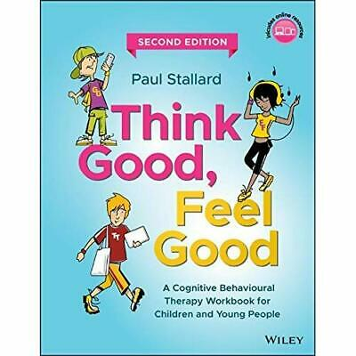 Think Good, Feel Good: A Cognitive Behavioural Therapy  - Paperback / Softback N • 38.28£