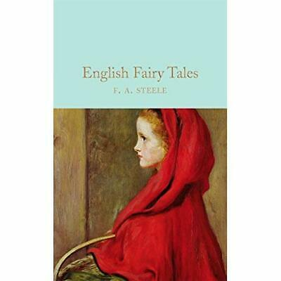 English Fairy Tales (Macmillan Collector's Library) - Hardcover NEW Steel, F. A. • 10.31£