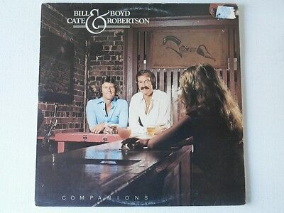 £9.63 • Buy BILL & BOYD - Cate And Robertson - OZ LP