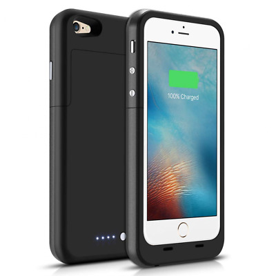 AU55.49 • Buy IPhone 6/6S Battery Case 3800mAh, Gasopic Extended Slim Rechargeable Charger Ext