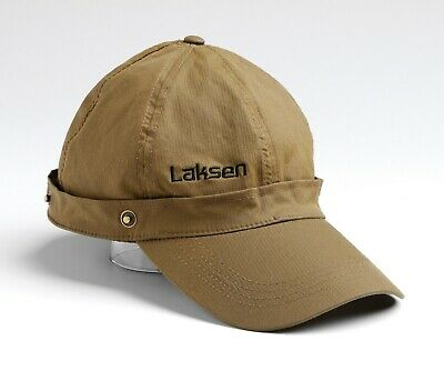 Laksen Fox Ctx Lined Hunting Cap With Mosquito Net • 12.95£