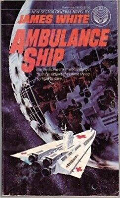 £5.49 • Buy Ambulance Ship (Orbit Books) By White, James Paperback Book The Cheap Fast Free