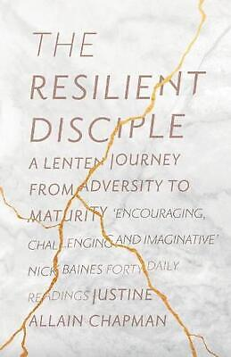 AU23.58 • Buy Resilient Disciple: A Lenten Journey From Adversity To Maturity By Justine Allai