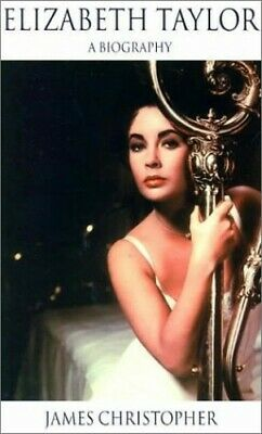 £5.49 • Buy Elizabeth Taylor (Thorndike General) By Christopher, James Book The Cheap Fast