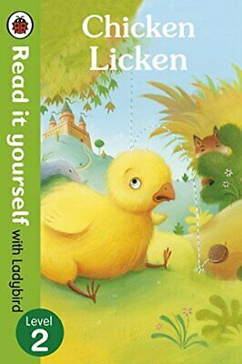 £5.99 • Buy Chicken Licken - Read It Yourself With Ladybird: Level 2 By Ladybird Book The
