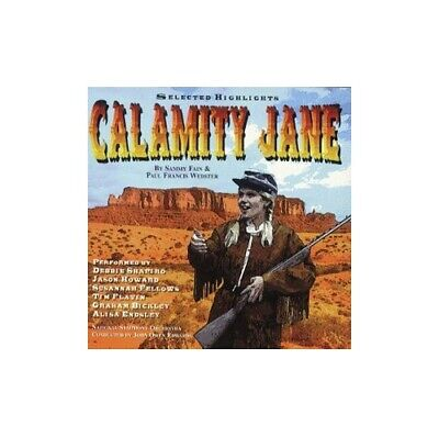 £6.38 • Buy Various - Calamity Jane - Various CD 71VG The Cheap Fast Free Post The Cheap