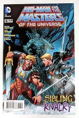 $2.99 • Buy He-Man And The Masters Of The Universe #6 - DC Comics - NM 2013