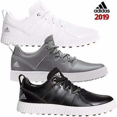 best website 6b605 6c79e Adidas 2019 Junior Adicross PPF Kids Leather Spikeless Golf Shoes Trainers  • 50.06€