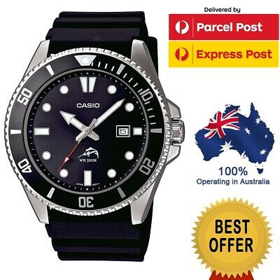 AU135 • Buy Casio Mens Divers Mdv106-1av Mdv106-1avcf 200m Marine Dolphin Watch Sports Duro