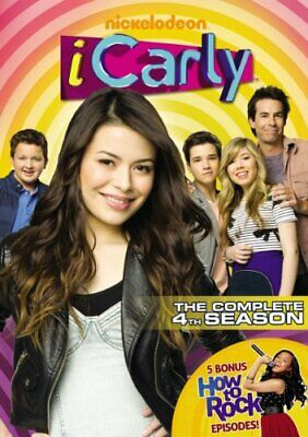 ICarly: The Complete Fourth Season (Season 4) (2 Disc) DVD NEW • 16.08£