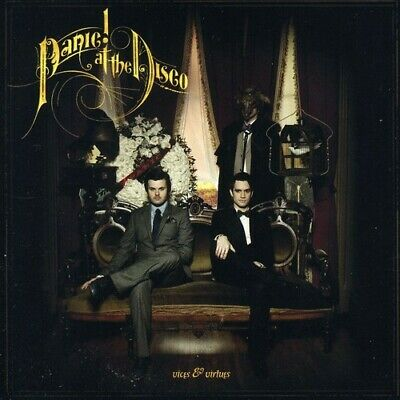 Panic! At The Disco - Vices And Virtues CD NEW • 9.31£