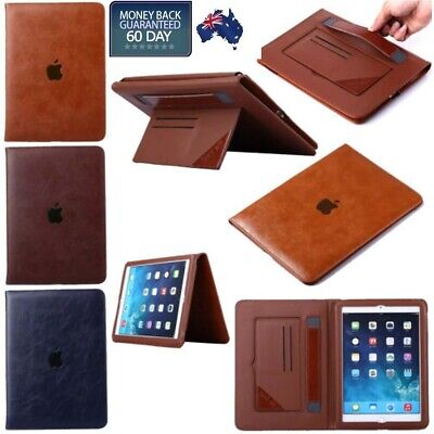 AU23.98 • Buy Luxury Leather Case Stand Smart Cover For IPad Pro 11   Mini 2 3 4 Air 3(2019)