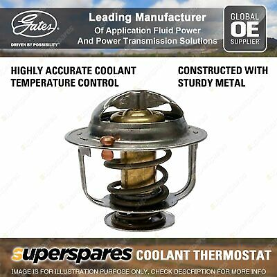 AU23.23 • Buy Gates Coolant Thermostat + Gaskets & Seals For Holden Rodeo TF 4ZE1 2.6L