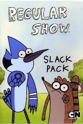 Regular Show: Slack Pack DVD NEW • 10.74£
