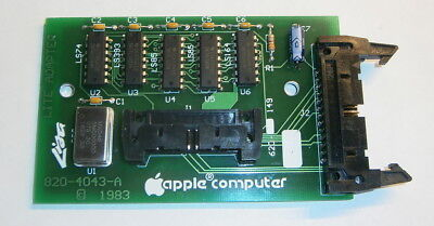 £34.56 • Buy Apple Lisa Lite Card - Modified To Allow A 2/10 I/O Bd To Be Used In A Lisa 2/5
