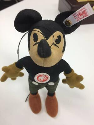 $583 • Buy Steiff Old Mickey Japan Limited Edition Of 1000 Plush Toy Stuffed Animal Rare