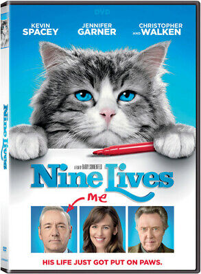 AU23.99 • Buy Nine Lives (2016 Kevin Spacey) DVD NEW