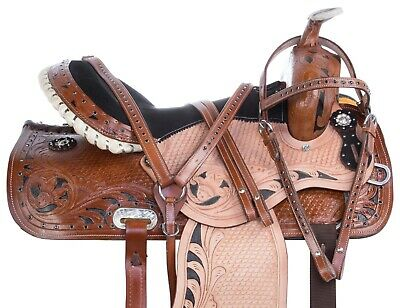 used gaited saddle