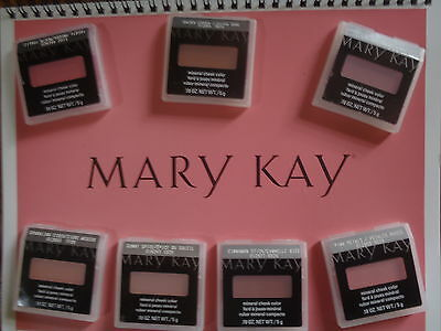 $7.99 • Buy Mary Kay Mineral Cheek Color **bold Berry** #012956 Free Brush Too!