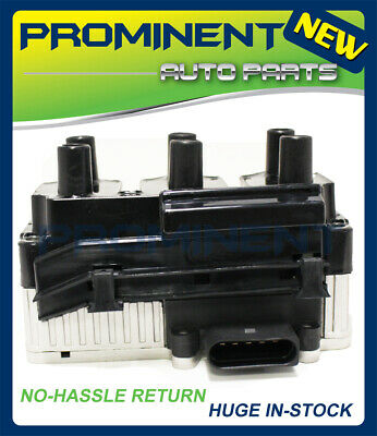 $44.95 • Buy Ignition Coil Replacement For 98-02 Volkswagen Golf Jetta 2.8L V6 UF338