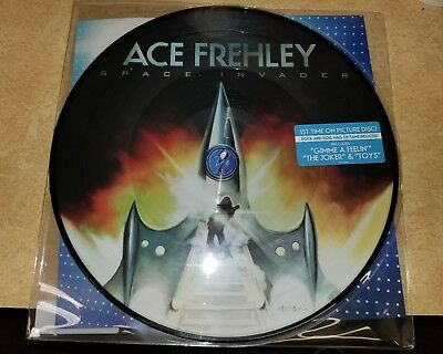 £29.04 • Buy Ace Frehley Space Invader Double Picture Disc. X- Kiss
