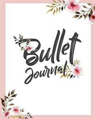 AU20.99 • Buy Bullet Journal 150 Pages Dotted Grid Paper, 8x10 Large Notebook W 9781974545636