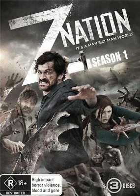 AU16.99 • Buy Z Nation : Season 1 (DVD, 2015, 3-Disc Set) AUTHENTIC NEW REGION 4