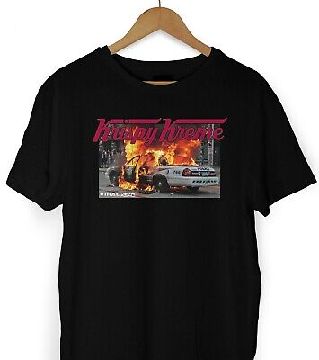 $34.99 • Buy  Krispy Kreme   Vintage Inspired Serial Killer T Shirt Cop FTP Punk Fuct