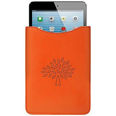 $60 • Buy Mulberry Leather IPad Mini Or EBook Reader Or Tablet Case  Blossom  Mandarin