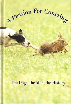 DARCY JONATHAN LONGDOGS & LURCHERS BOOK A PASSION FOR COURSING VOL 1 I ONE New • 37.50£