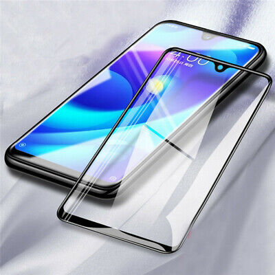 $1.69 • Buy For Xiaomi Redmi Note7 3D Full Cover Tempered Glass Screen Protector Film Guard