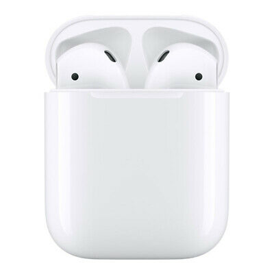 AU196 • Buy Apple AirPods (2nd Gen) With Charging Case MV7N2ZA/A - White - [Au Stock]