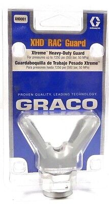 GRACO XHD 001 Airless Spray Gun Tip Guard Xtreme Heavy Duty Guard Up To 7200psi • 26.75£
