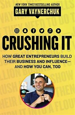 AU53.53 • Buy Crushing It! How Great Entrepreneurs Build Their Business In By Vaynerchuk Gary