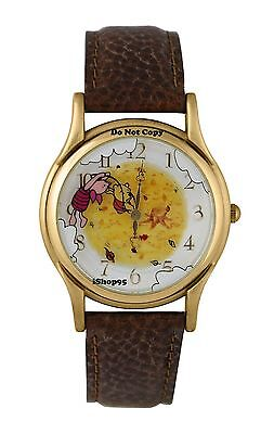 $350 • Buy NEW Disney Fossil Winnie The Pooh & Piglet Limited Edition Watch HTF