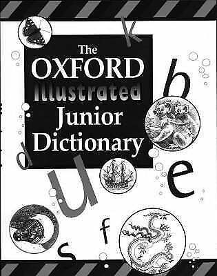 Very Good , The Oxford Illustrated Junior Dictionary, Hardcover, Book • 2.99£