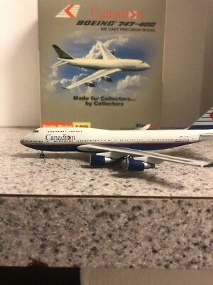 $38.99 • Buy StarJets Diecast 500 Scale Model Canadian Boeing 747 Commercial Airliner C-FCRA