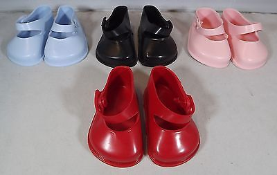 Pair Of Cinderella Doll Strap Shoes Size 3 - Various Colours *One Pair Only* • 7.50£