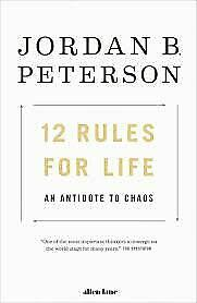 AU26.99 • Buy NEW 12 Rules For Life By Jordan B. Peterson Paperback