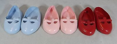 Pair Of Cinderella Doll Debutante Shoes Size 1 - Various Colours *One Pair Only* • 5.50£