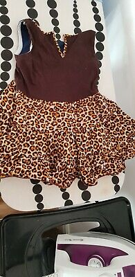 Hand Made Girls African Print Cotton Printed Dress FREE UK P&P • 13.66£