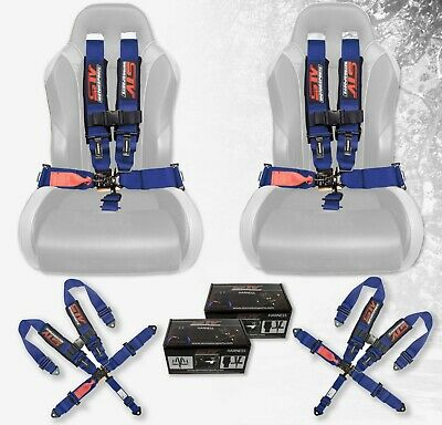 5 point racing belts