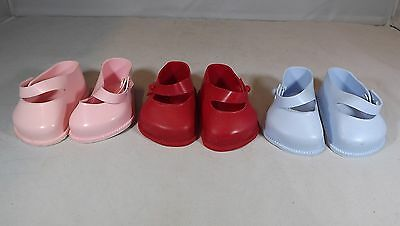 Pair Of Cinderella Doll Strap Shoes Size 4 - Various Colours *One Pair Only* • 9.75£