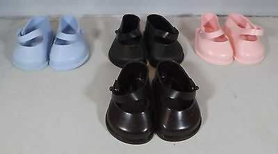 Pair Of Cinderella Doll Strap Shoes Size 2 - Various Colours *One Pair Only* • 6.50£