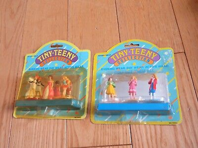 $ CDN15.84 • Buy Vintage Tiny Teeny Collection Toy Figure Teen Prom Dress Girl Evening (Q247)