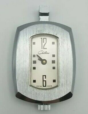 $ CDN38.17 • Buy Vintage Chateau Necklace Watch Face Only #76