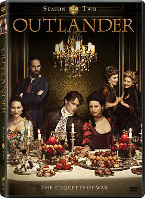 AU59.99 • Buy Outlander: Season 2 (Second Season) (5 Disc) DVD NEW
